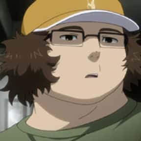Itaru Hashida is listed (or ranked) 11 on the list The Greatest Fat Anime Characters of All Time