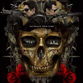 Sicario: Day of the Soldado is listed (or ranked) 12 on the list The Best New Crime Movies of the Last Few Years