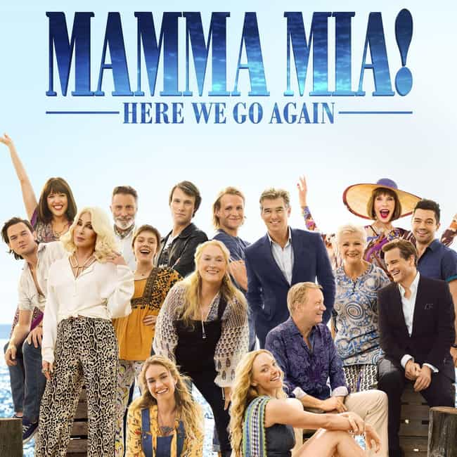 Mamma Mia! Here We Go Again is listed (or ranked) 4 on the list The Best Movie Soundtracks of 2018