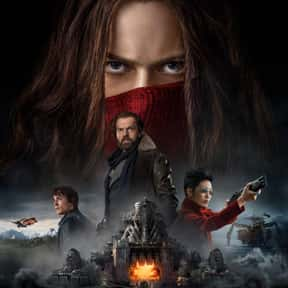 Mortal Engines is listed (or ranked) 20 on the list The Best Steampunk Movies