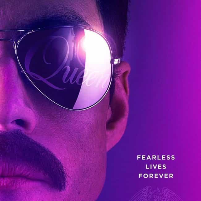 Bohemian Rhapsody is listed (or ranked) 1 on the list 2019 Golden Globe Best Motion Picture Nominees