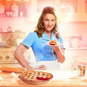 Waitress is listed (or ranked) 6 on the list The Best Broadway Shows Right Now