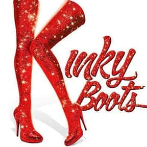 Kinky Boots is listed (or ranked) 18 on the list The Best Broadway Shows Right Now