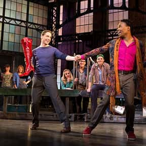 Kinky Boots is listed (or ranked) 17 on the list The Best Broadway Musicals of the 2000s