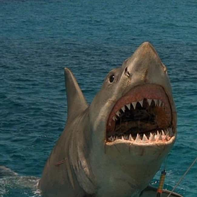 Jaws is listed (or ranked) 2 on the list The Greatest Movie Villains From The '70s