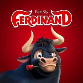 Ferdinand is listed (or ranked) 23 on the list The Best New Kids Movies of the Last Few Years