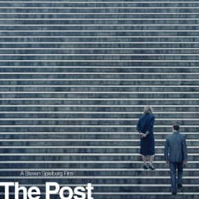 The Post is listed (or ranked) 27 on the list The Best Steven Spielberg Movies