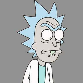 Rick Sanchez is listed (or ranked) 1 on the list The Schwiftiest Rick and Morty Characters