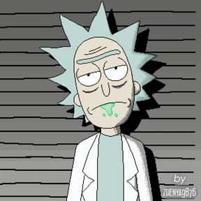 Rick Sanchez is listed (or ranked) 3 on the list The Funniest Characters Currently on TV
