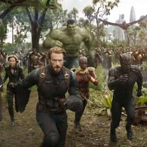 Avengers: Infinity War is listed (or ranked) 1 on the list Action Movies On Netflix That Are Just Right For A Saturday Afternoon