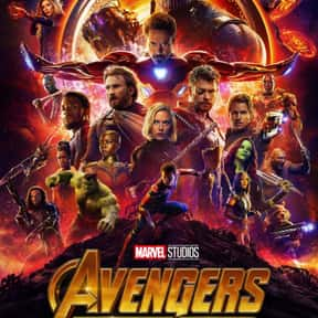 Avengers: Infinity War is listed (or ranked) 2 on the list The Highest-Grossing PG-13 Rated Movies Of All Time
