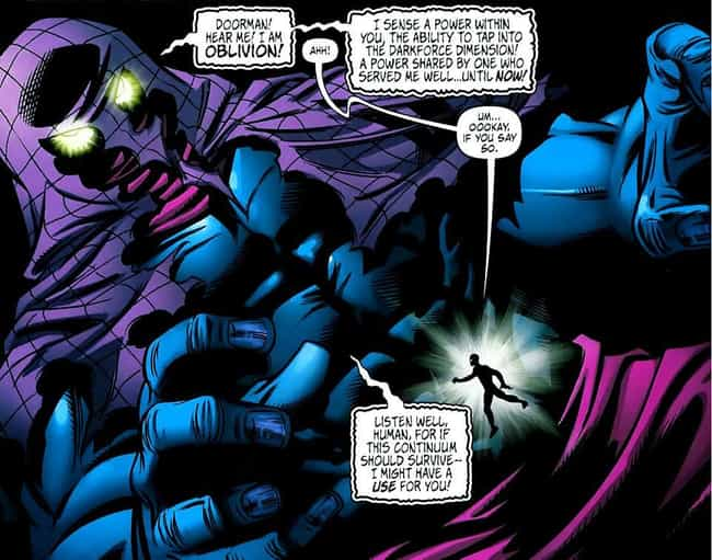 The Most Powerful Characters in Marvel Comics