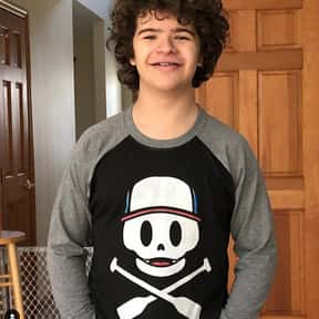 Gaten Matarazzo is listed (or ranked) 17 on the list Celebrating The Best Young Actors Of The 2010s