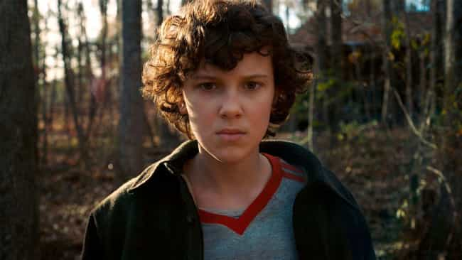 Millie Bobby Brown is listed (or ranked) 4 on the list How Much Is The Cast Of 'Stranger Things' Worth?