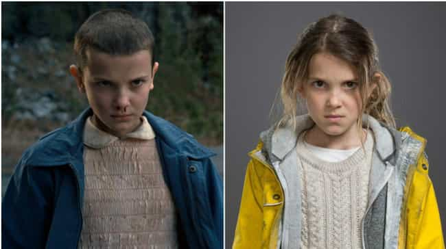 Millie Bobby Brown is listed (or ranked) 3 on the list All the Places You've Seen the Cast of Stranger Things Before