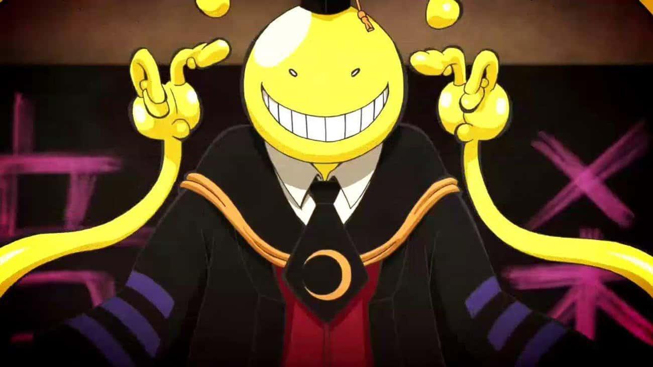 Koro-sensei Imparts Wisdom In 'Assassination Classroom'