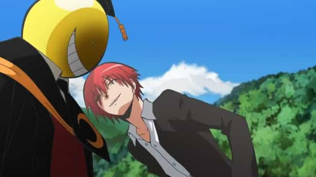 Koro-sensei is listed (or ranked) 1 on the list Who Would Your Anime Sensei Be According To Your Zodiac Sign?