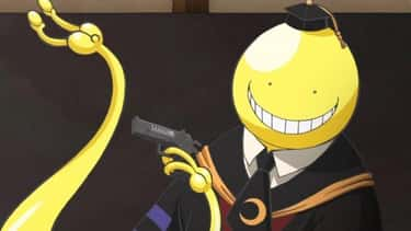 Koro-sensei Is Infused With Anti-Matter Cells In 'Assassination Classroom'