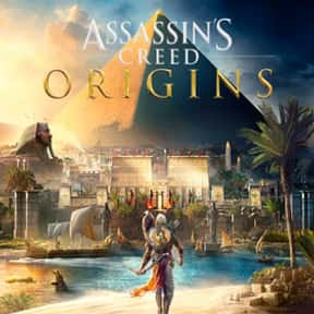 Assassin's Creed Origins is listed (or ranked) 13 on the list The Most Popular Xbox One Games Right Now