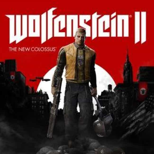 Wolfenstein II: The New ... is listed (or ranked) 3 on the list The Best 'Wolfenstein' Games Ever, Ranked