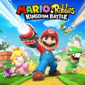 Mario + Rabbids Kingdom Battle is listed (or ranked) 13 on the list The Best Switch Games For Couples