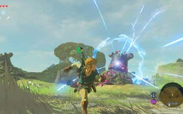 The Legend of Zelda: Breath of is listed (or ranked) 1 on the list Embark On An Adventure With The Best Open-World Games On The Switch