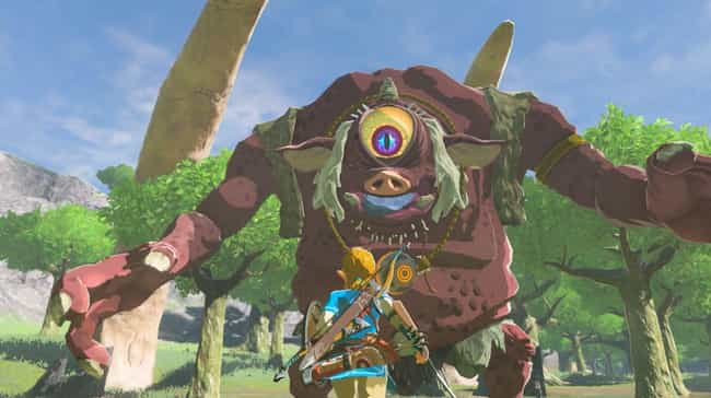 The Legend of Zelda: Breath of... is listed (or ranked) 2 on the list Video Games That Resurrected A Dormant Franchise