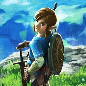 La légende de Zelda: le souffl is listed (or ranked) 9 on the list The Best Nintendo Games, Ranked