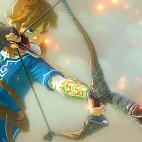 The Legend of Zelda: Breath of is listed (or ranked) 3 on the list The Best Fantasy Games Of All Time