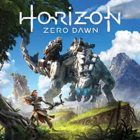 Horizon Zero Dawn is listed (or ranked) 1 on the list The Best PlayStation 4 Sci-Fi Games