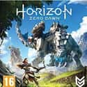 Horizon Zero Dawn is listed (or ranked) 22 on the list The Most Popular Open World Video Games Right Now