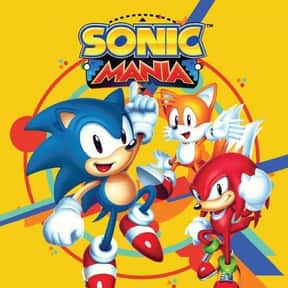 Sonic Mania is listed (or ranked) 24 on the list The Best Current Nintendo Switch Games You Can Play Right Now
