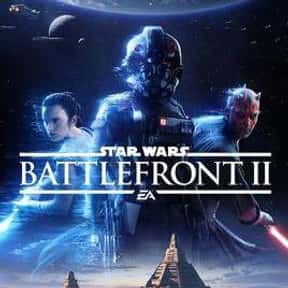 Star Wars Battlefront II is listed (or ranked) 24 on the list The Most Popular PS4 Games Right Now