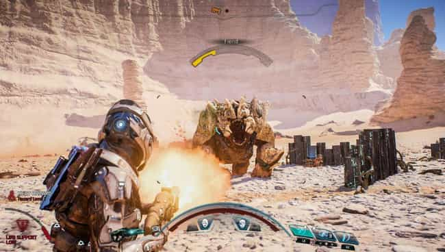 Mass Effect: Andromeda is listed (or ranked) 4 on the list The Most Disappointing Video Game Sequels Ever