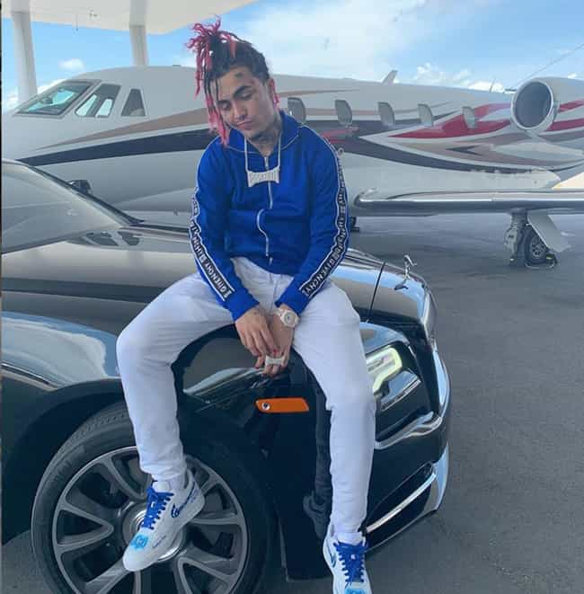 Lil Pump is listed (or ranked) 3 on the list Celebrities Turning 18 in 2018