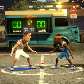 NBA Playgrounds is listed (or ranked) 2 on the list The Best Sports Games on Xbox Game Pass