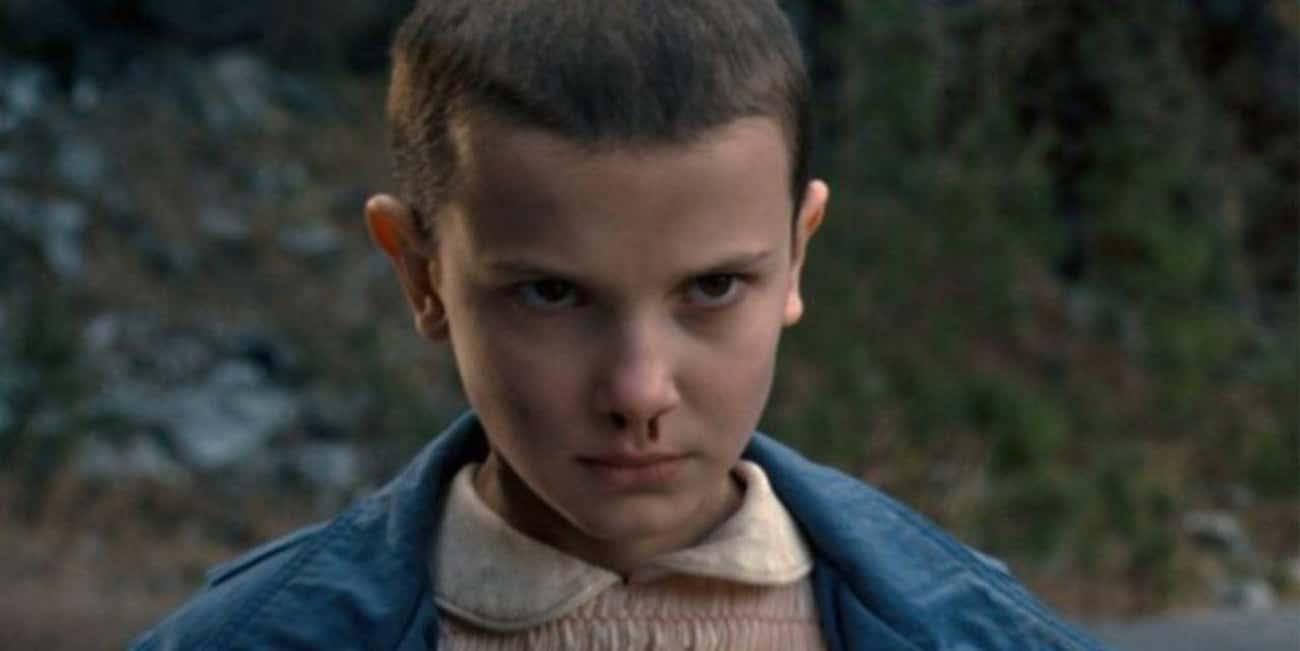 Eleven ('Stranger Things')