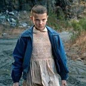 Eleven is listed (or ranked) 3 on the list The Best Conspiracy Characters In Movies & TV