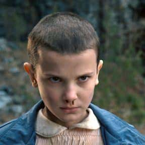 Eleven is listed (or ranked) 9 on the list Current TV Characters You Would Want to Be BFFs With
