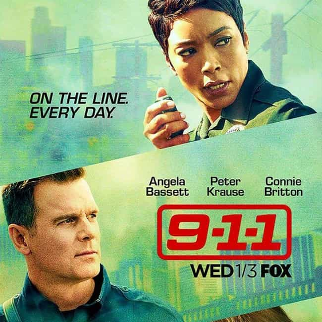 9-1-1 is listed (or ranked) 2 on the list What To Watch If You Love 'Law & Order'