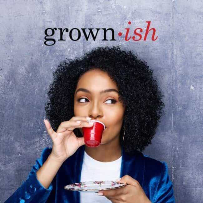 Grown-ish is listed (or ranked) 3 on the list The Best Current Black Sitcoms