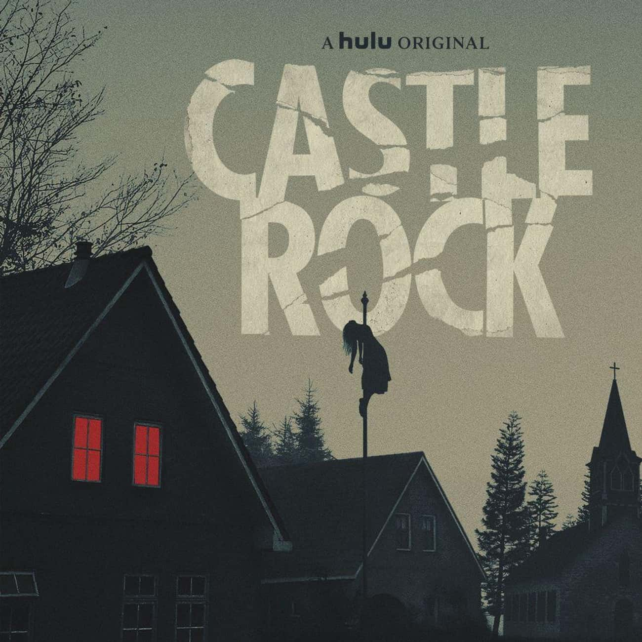Castle Rock is listed (or ranked) 1 on the list What To Watch If You Love 'The Twilight Zone'