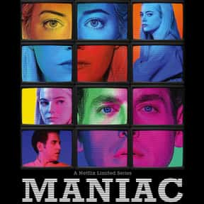 Maniac is listed (or ranked) 13 on the list Great TV Shows That Are Totally Surreal And Bizarre
