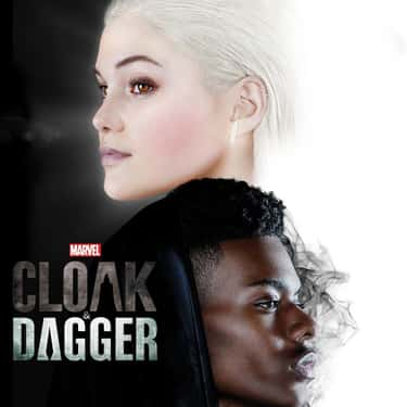 Cloak & Dagger is listed (or ranked) 2 on the list What To Watch If You Love 'The Gifted'