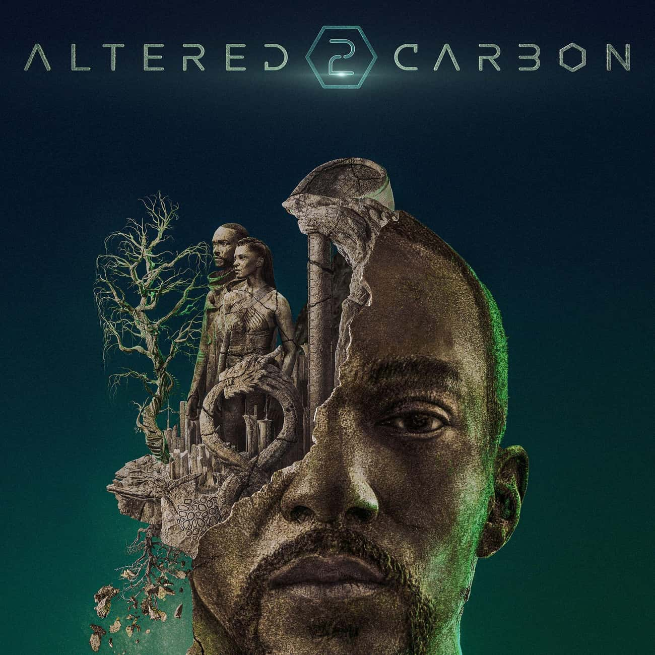 Altered Carbon is listed (or ranked) 4 on the list The Best Sci-Fi Shows Based On Books