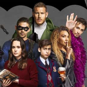 The Umbrella Academy is listed (or ranked) 7 on the list The Best New Drama TV Shows Of 2019