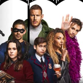 The Umbrella Academy is listed (or ranked) 4 on the list The Best New Teen TV Shows of the Last Few Years