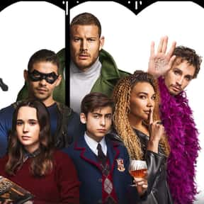 The Umbrella Academy is listed (or ranked) 11 on the list The Best Television Dramas In 2019