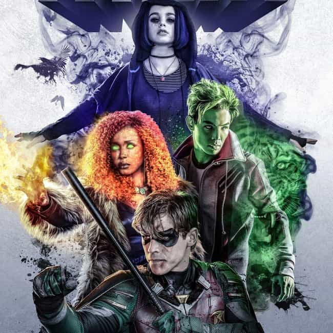 Titans is listed (or ranked) 4 on the list What To Watch If You Love 'Harley Quinn'
