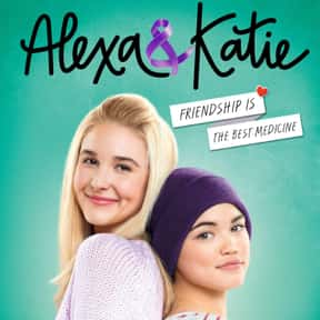 Alexa & Katie is listed (or ranked) 16 on the list The Best Netflix Original Comedy Shows